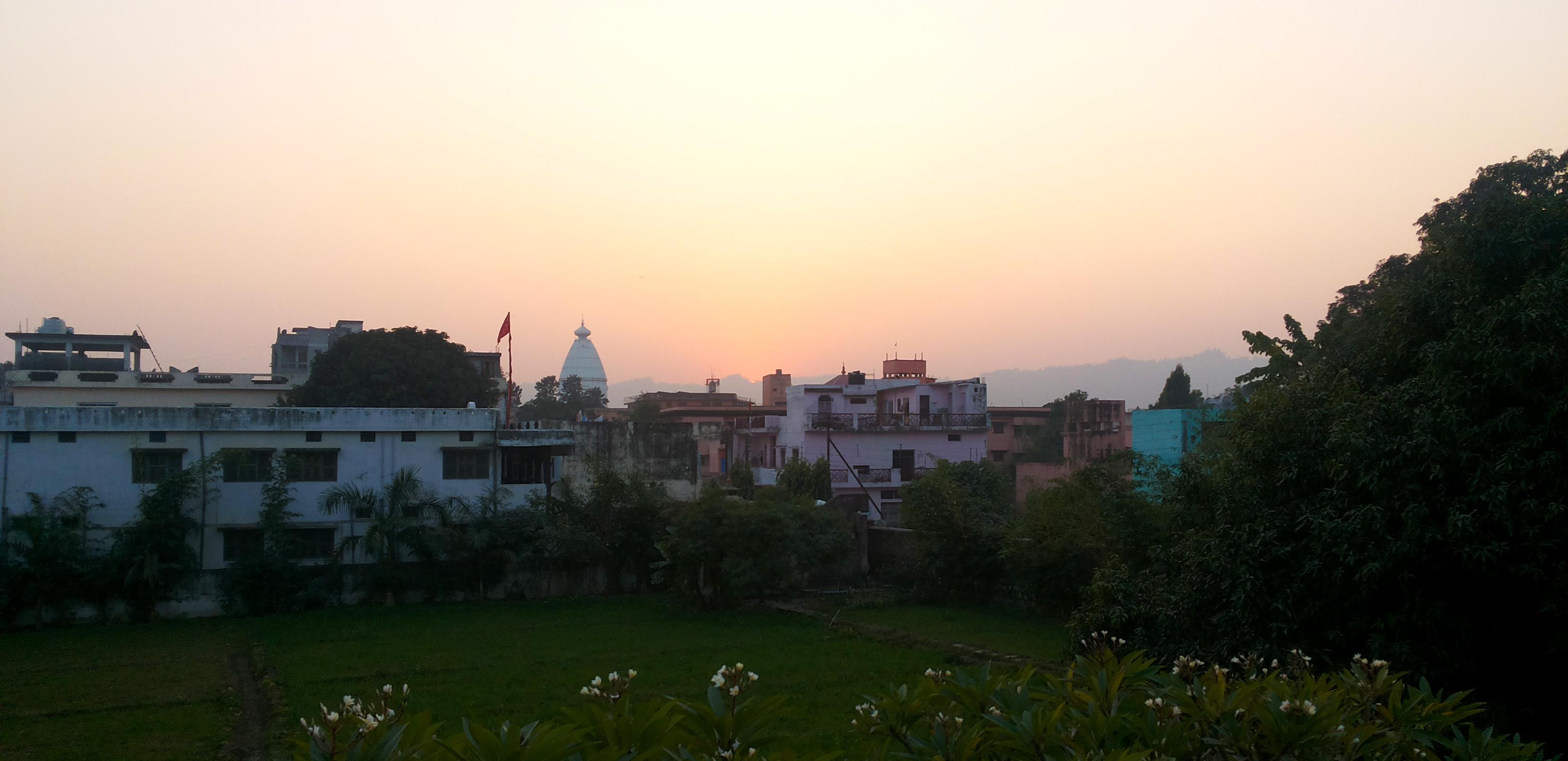 India-Ashram
